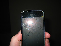 My Poor iPhone